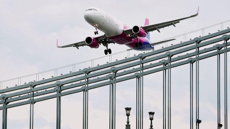 Wizz Air reliera désormais les aéroports de Charleroi et de Iasi, en Roumanie