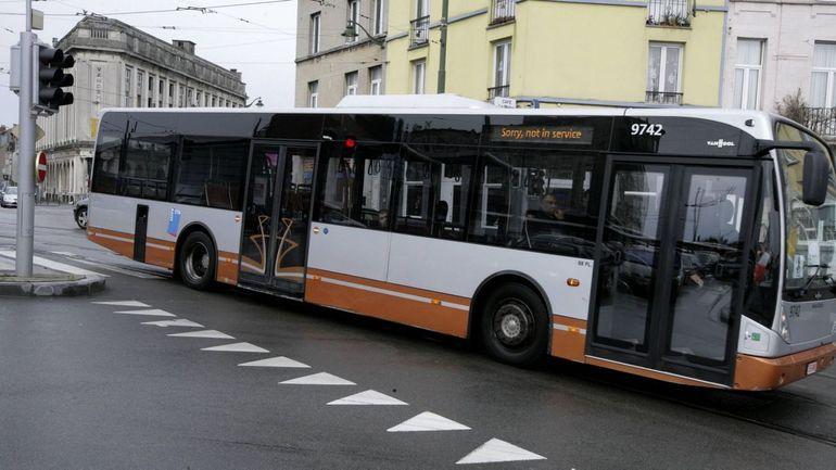 Coronavirus: le réseau des bus toujours perturbé à Bruxelles vendredi matin