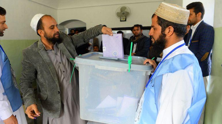 Au moins 9 morts et 123 blessés lors des élections en Afghanistan