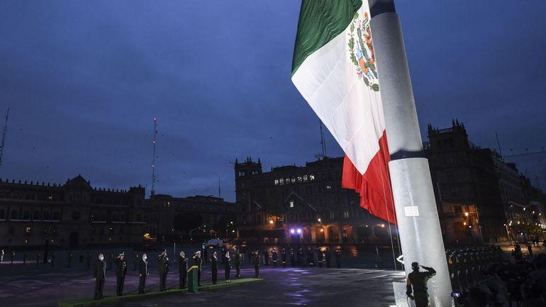 Douze morts et dix blessés dans un accident de bus dans le sud du Mexique