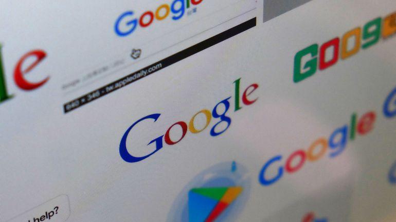 Google: les recettes publicitaires portent les résultats