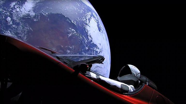 """Quel avenir pour la """"voiture de l'espace"""" après son lancement?"""