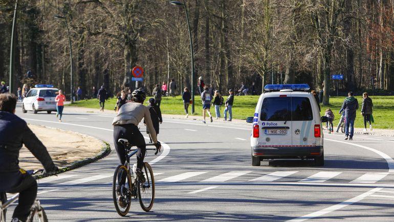 Déconfinement à Bruxelles : le Bois de la Cambre va partiellement rouvrir à la circulation automobile