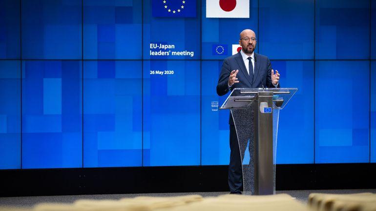 Charles Michel confirme le caractère préparatoire du sommet du 19juin sur le budget de l'UE