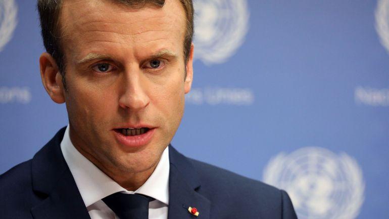"""Violences envers les Rohingyas: Emmanuel Macron évoque un """"génocide en cours"""" en Birmanie"""