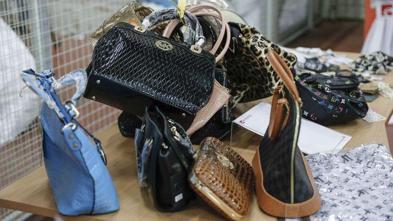 Le commerce mondial de produits de contrefaçon atteint 460 milliards d'euros par an