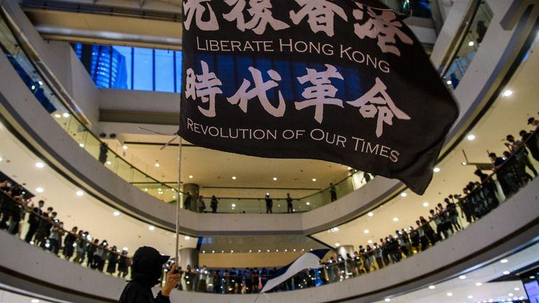 """La Chine instituera un """"organe de sécurité nationale"""" à Hong Kong"""