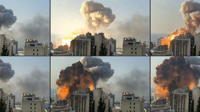 Explosions à Beyrouth : le nitrate d'ammonium, déjà la source de drames comme AZF Toulouse ou l'attentat d'Oklahoma City