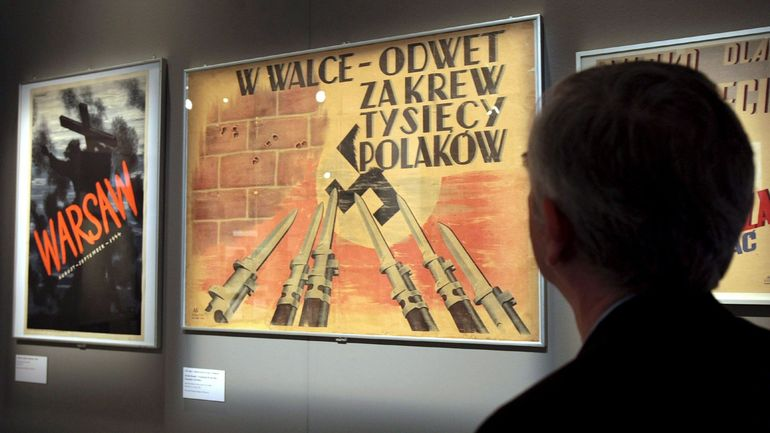 80 ans après et à l'aube des commémorations, la peur de l'invasion Russe reste toujours présente en Pologne