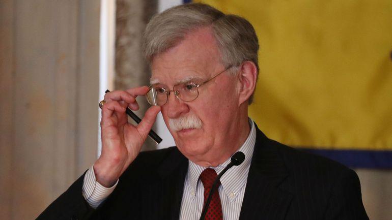 Donald Trump annonce le limogeage de John Bolton, son conseiller à la sécurité nationale