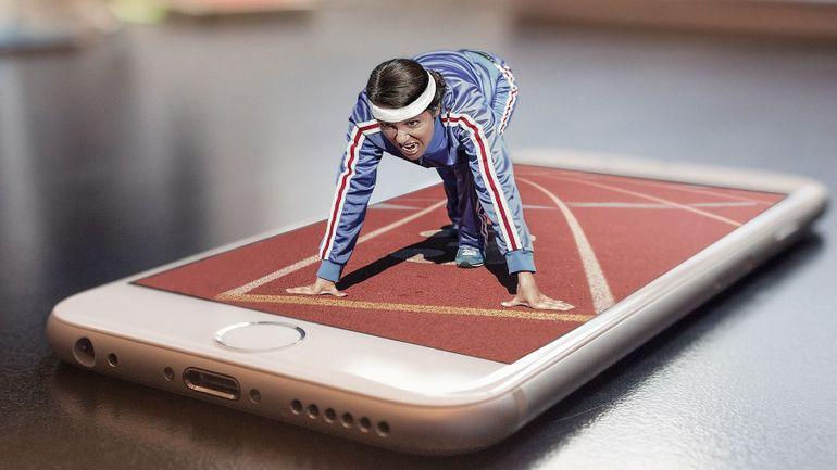 Les challenges sportifs sur smartphone: bon complément ou activité risquée?