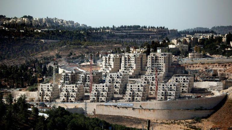 Cisjordanie: Israël approuve 1323 logements supplémentaires pour colons