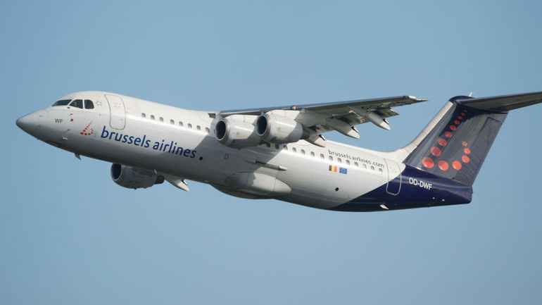 Menace de grève chez Brussels Airlines