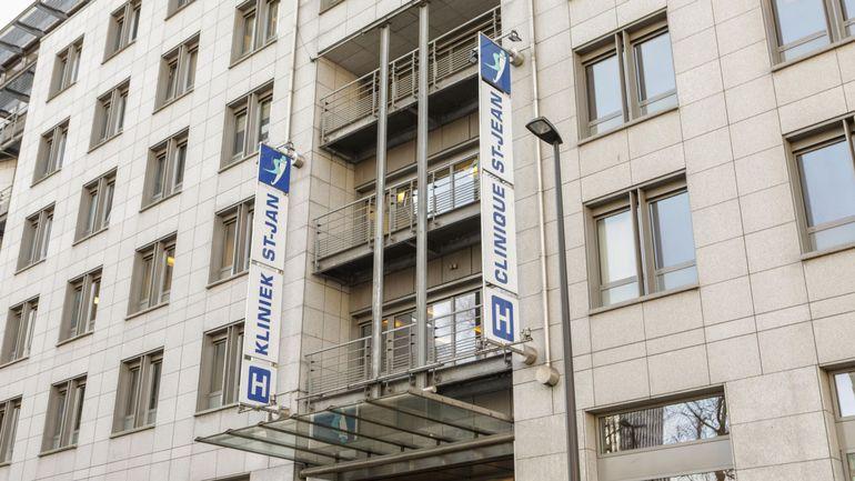 Coronavirus à Bruxelles: la Clinique Saint-Jean ouvre un nouveau centre de tests