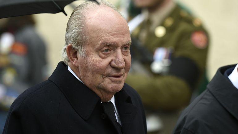 Le Parlement espagnol n'enquêtera pas sur l'ex-roi Juan Carlos