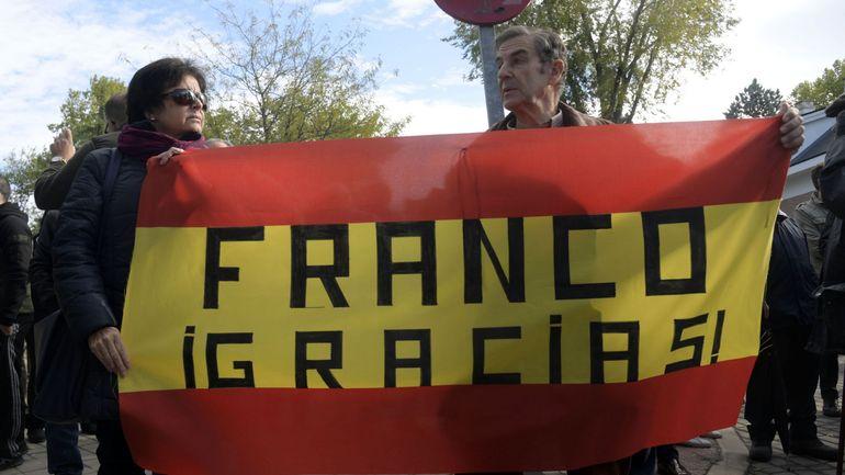 Cinq questions sur l'exhumation de Franco: pourquoi divise-t-il encore l'Espagne?