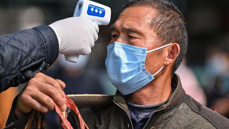 Coronavirus: seulement trente nouveaux cas en Chine