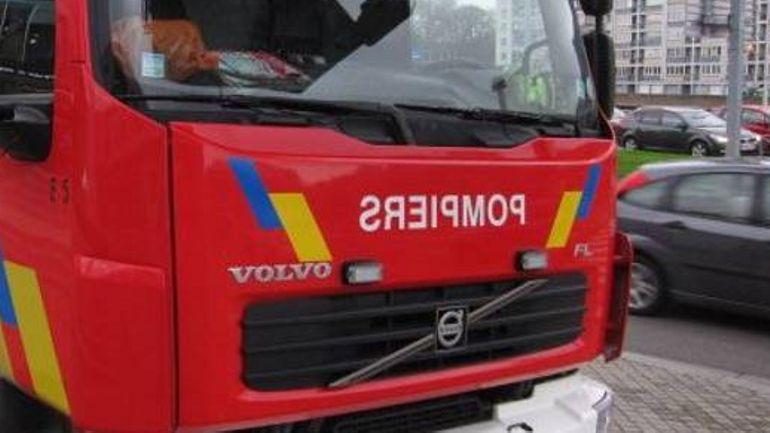 Deux enfants légèrement intoxiqués lors d'un incendie à Jette
