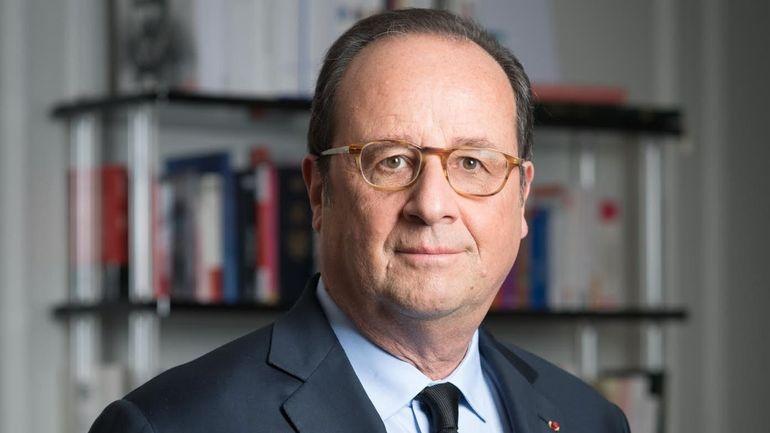 François Hollande à la rencontre des étudiants de l'UCLouvain ce jeudi à Louvain-la-Neuve
