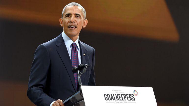 USA: Obama dénonce la tentative républicaine de détricoter sa réforme santé