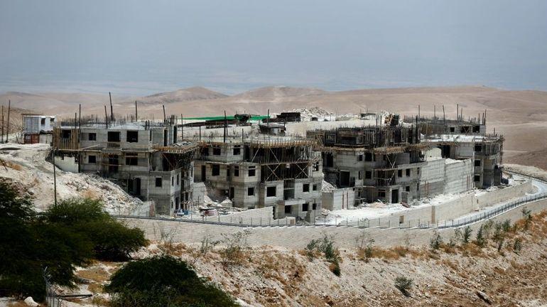 Cisjordanie: Israël approuve 466 logements dans des colonies