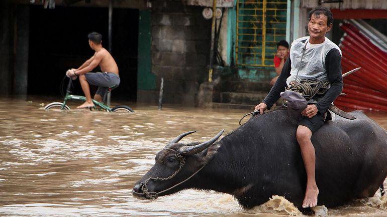 Tempête aux Philippines: 68 morts, selon un nouveau bilan