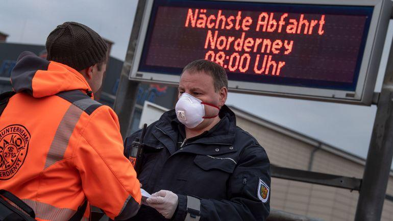 Coronavirus: l'Allemagne, porte d'entrée de la première infection en Europe