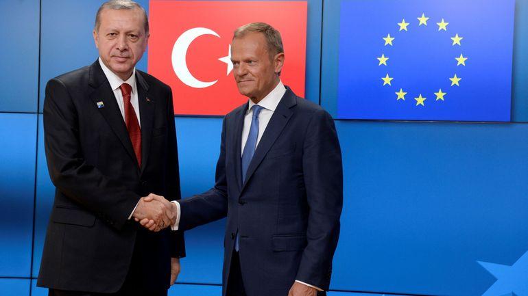 Une rencontre entre les dirigeants de l'UE et Erdogan aura lieu le 26 mars en Bulgarie