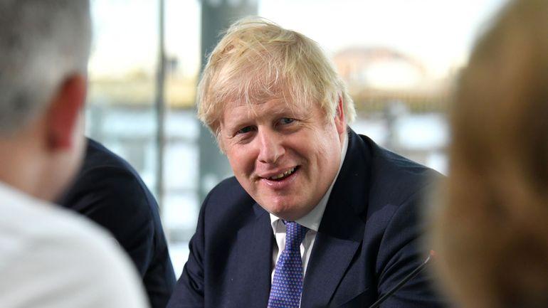 """Brexit : """"Quels que soient les obstacles, nous allons réussir"""", assure Boris Johnson"""
