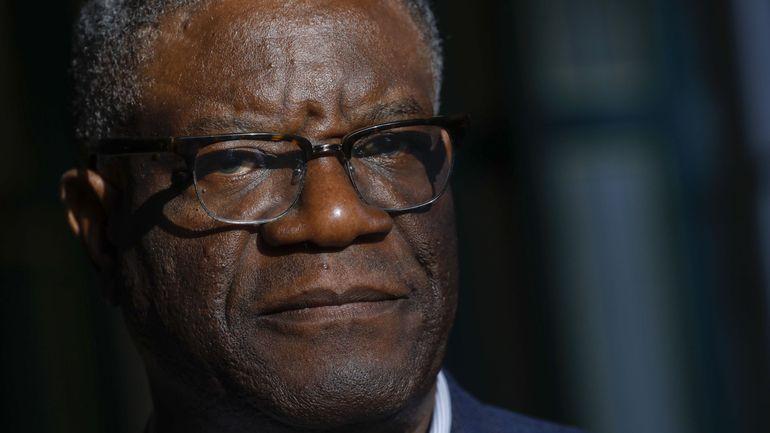 """Coronavirus: """"Des mesures appropriées ont été prises en Afrique"""", affirme Denis Mukwege"""