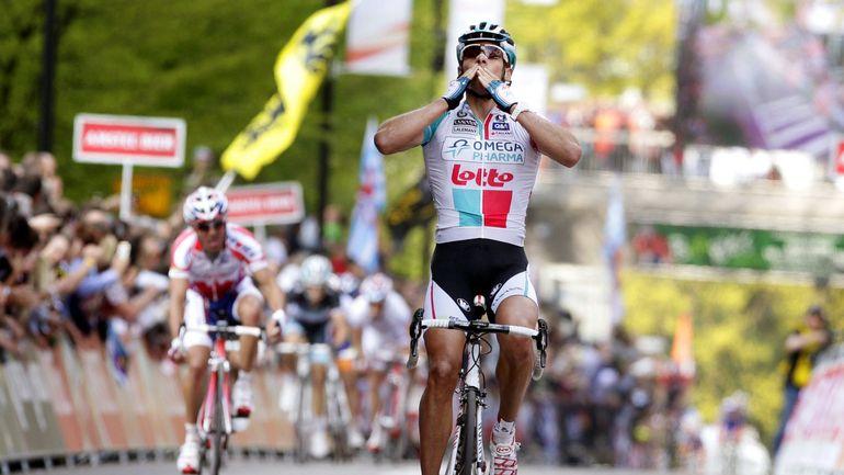 Il y a 10 ans, Philippe Gilbert en démonstration sur le Cauberg de l?Amstel Gold Race
