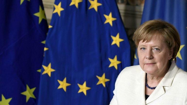 Allemagne: Angela Merkel requinquée par une victoire lors d'un scrutin test