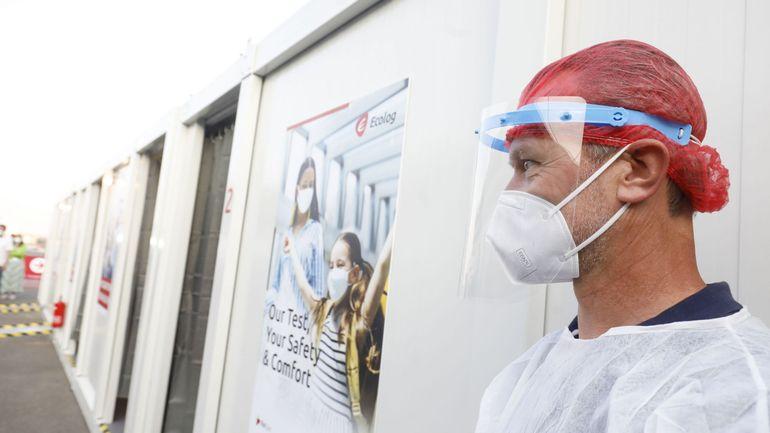 Coronavirus en Belgique: la moyenne des infections sur sept jours passe la barre des 1500 cas quotidiens