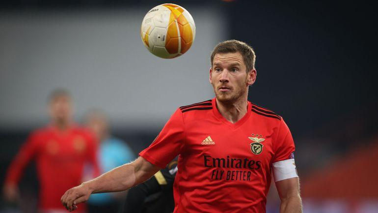 Jan Vertonghen et Benfica accrochés à Farense