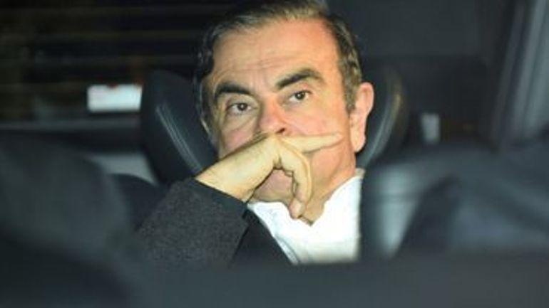 Carlos Ghosn perd officiellement son titre d'administrateur de Mitsubishi Motors