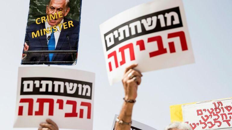 Israël: ex-collaborateurs de Netanyahu arrêtés dans un nouveau dossier de corruption
