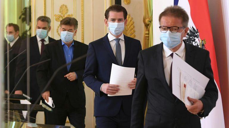 Coronavirus: en Autriche, deux fois plus de cas que les chiffres officiels, selon une étude
