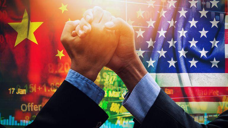 Coronavirus: bras de fer entre la Chine et les États-Unis sur l'origine du Covid-19