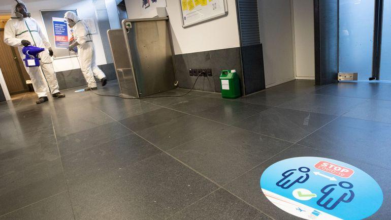 Coronavirus en Belgique ce jeudi 28 mai : 31 nouveaux décès, 107 patients sont sortis de l'hôpital