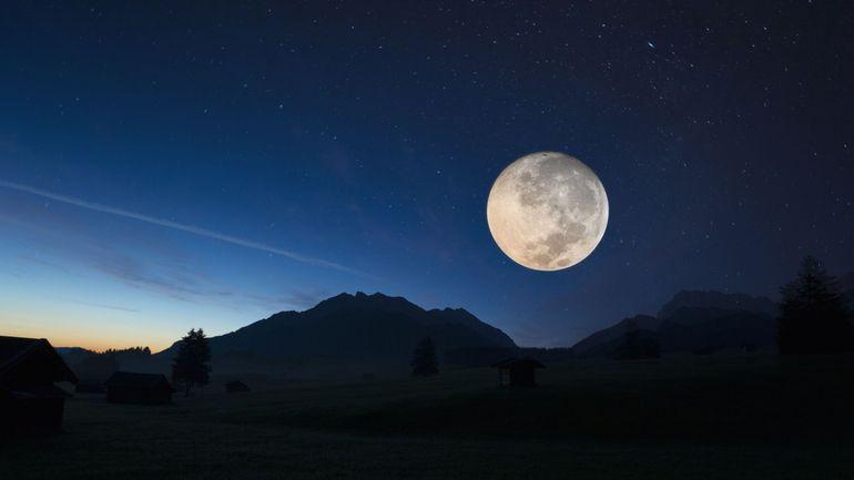 La Russie prépare une mission habitée sur la Lune