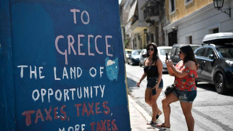 Grèce: quelles conclusions tirer après plusieurs années de mise sous tutelle financière?