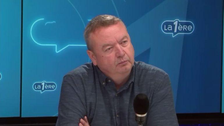 """Robert Vertenueil: """"La FGTB en appelle à un gouvernement d'urgence socio-climatique"""""""