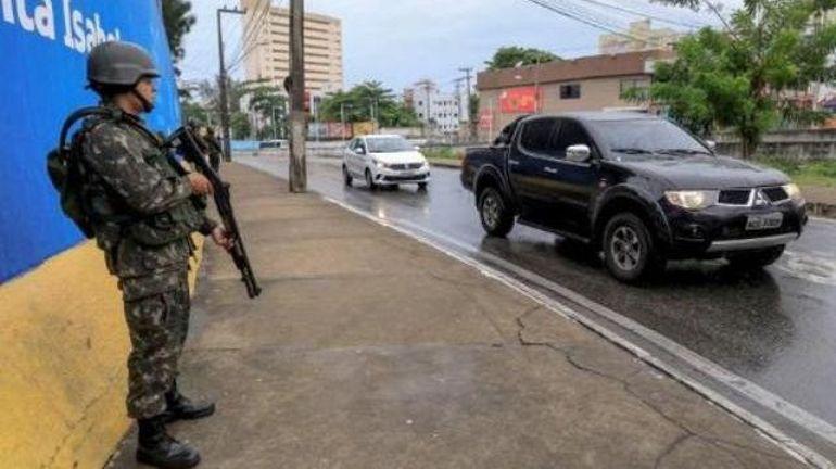 Brésil: près de 150 meurtres dans un Etat du Nordeste sans police militaire