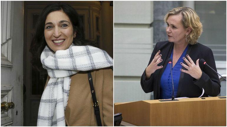 Polémique en Flandre après des propos de Liesbeth Homans et Zuhal Demir sur Unia