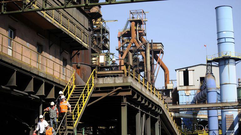 La taxe sur l'acier représenterait 250 millions de pertes pour les entreprises belges