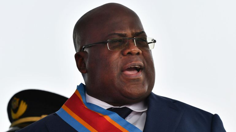 RDC: le parti de Tshisekedi met en garde la Belgique