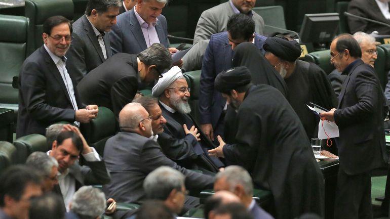 L'Iran annonce une amnistie pour fêter le 40e anniversaire de la Révolution islamique