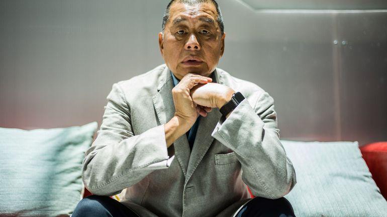 Loi sur la sécurité nationale à Hong Kong : libéré, Jimmy Lai dit à ses journalistes de continuer à se battre