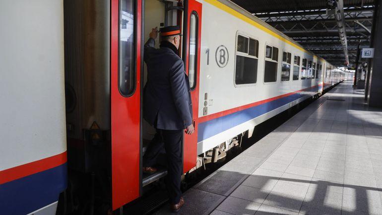 """Coronavirus en Belgique: la SNCB prolonge son """"service de trains d'intérêt national"""" jusqu'au 19 avril"""