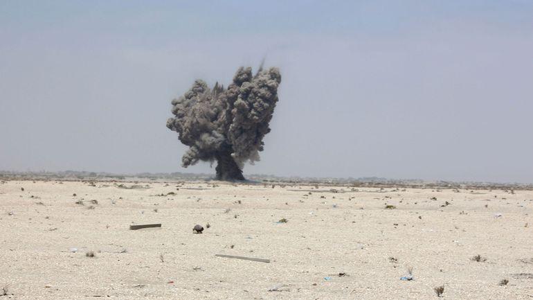 Douze civils tués dans l'explosion d'une bombe au Yémen